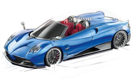 Έρωτας με την πρώτη ματιά για την Pagani Huayra Roadster