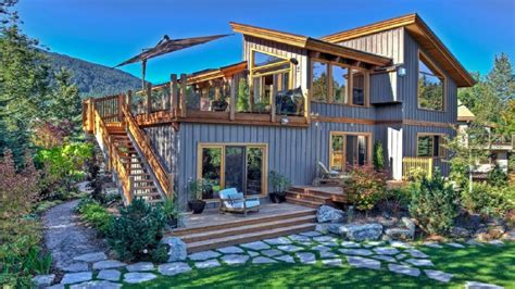 4 Homes With Design Focused On Beautiful Wood Elements by 40 Beautiful Wood House Interior And Exterior Design Ideas