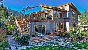 40 Beautiful Wood House Interior and Exterior Design Ideas ...