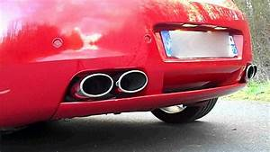 Alfa Romeo Brera Tbi 200 My2009 Supersprint Exhaust 1 Avi