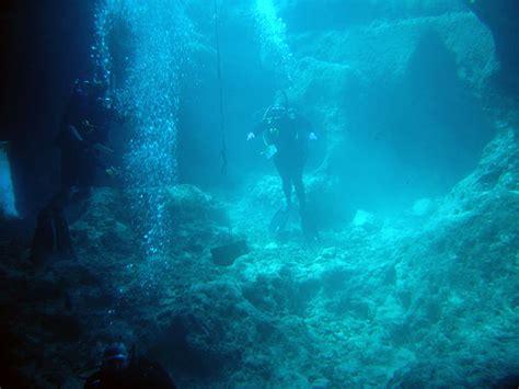 vortex springs scuba dive  dive park