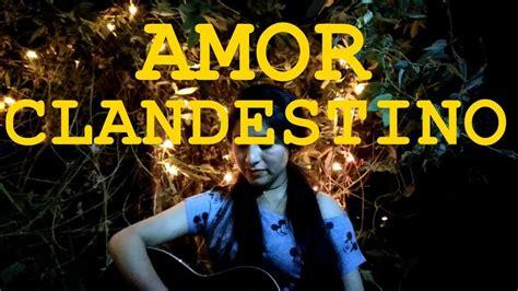 Amor Clandestino-maná- (cover)-miriam Ccente