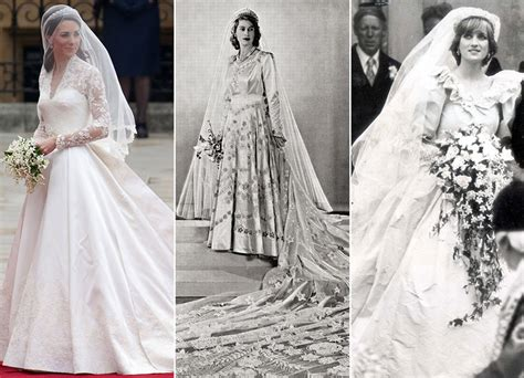 10 Of The Most Iconic Royal Wedding Gowns Over The Last