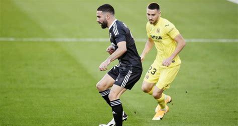 Villarreal - Real Madrid : la Casa Blanca accrochée par le ...