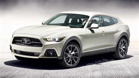 Upcoming Electric Suv by Upcoming Ford Electric Suv Gets Mustang Flavour In
