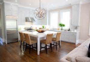 kitchen island breakfast table 27 captivating ideas for kitchen island with seating