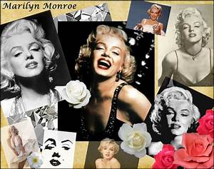 Marilyn Monroe Collage by pickleartist on DeviantArt