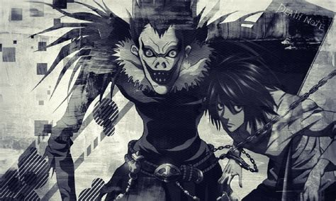 death  shinigami death note wallpaper