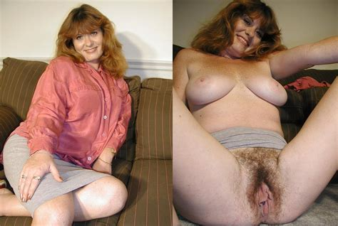 More Hairy Matures – Clothed And Unclothed « Fetish Porn Pic