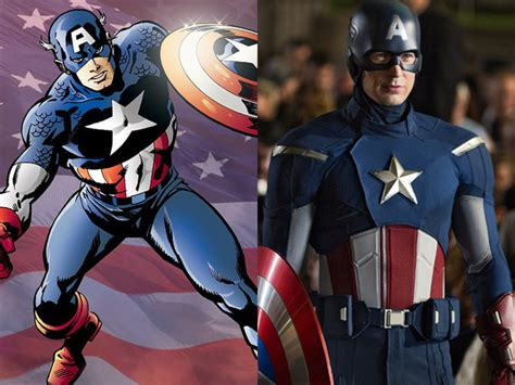 Kau jauh d ku tahu. WATDEFAK: Biodata superhero The Avengers