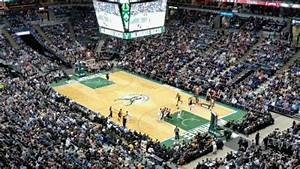 Bmo Harris Bradley Center Section 438 Home Of Milwaukee