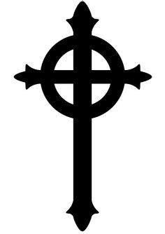 southern baptist cross tattoo images