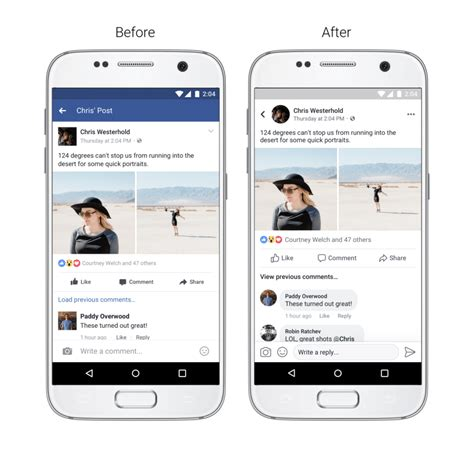 Facehook Mobile by Is Redesigning The Mobile Apps To Boost