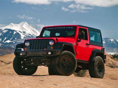 2013 Jeep Wrangler Slim Concept (jk) Mopar 4x4 Muscle J-k