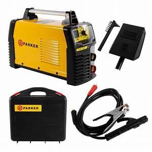 200 Amp Inverter Welder- Mma Portable Welding Machine