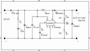 12v To 24vdc Inverter Schematic