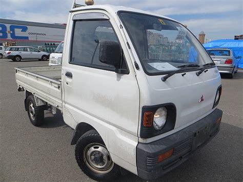 mitsubishi minicab 1991 mitsubishi minicab truck u42t 4wd for sale japanese