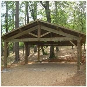 Charpente Traditionnelle Bois En Kit : abri voiture ind pendant autoclave charpente en kit ~ Premium-room.com Idées de Décoration