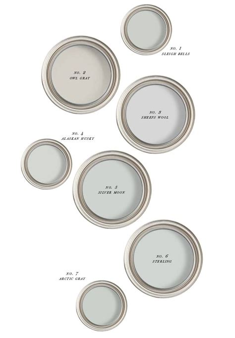 the best creamy gray paint earnest home co home