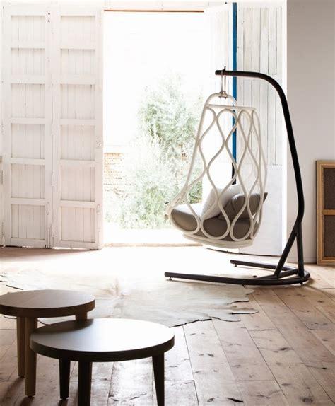 siege jardin ikea fauteuil de jardin suspendu en 55 idées de meubles design