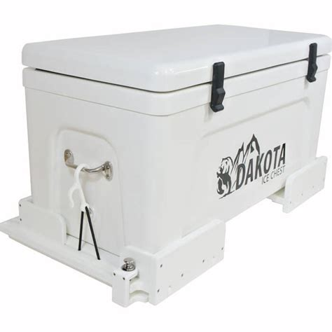 Boat Cooler Mount by Universal Cooler Slides