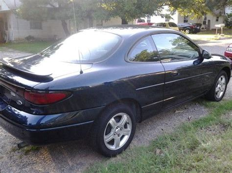 manual repair autos 2003 ford escort zx2 transmission control sell used 2003 ford escort zx2 coupe 2 door 2 0l in denison texas united states