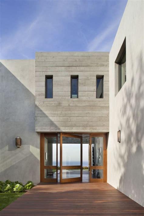 Moderne Häuser Holz Beton by Doppel Haust 252 R Holz Beton Haus Modern Coco Interiors