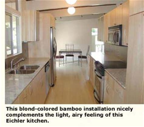 mid century modern kitchen flooring flooring top floors best choices page 2 eichler network 9165