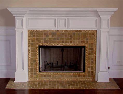 Fireplace Tile Surround Ideas  Fireplace Designs