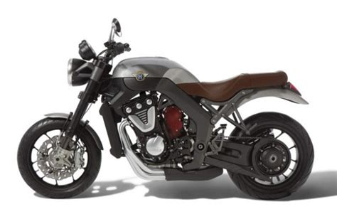 Horex Motorcycle Patent Reveals W8 Configuration