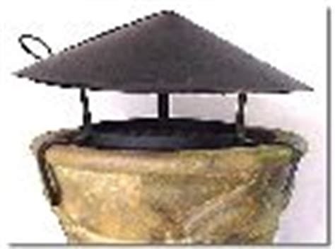 replacement chiminea lids chimineas pits and custom made safety screens