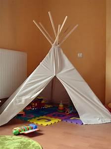 Comment Faire Un Tipi : le tipi tuto simple at ~ Dallasstarsshop.com Idées de Décoration