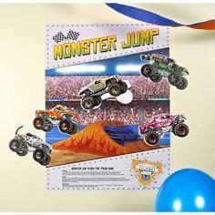 monster truck svg file cutting template vector clip art