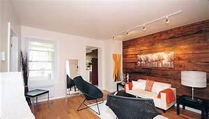 Mur En Bois Intérieur Decoratif : decoration mur bois interieur ~ Teatrodelosmanantiales.com Idées de Décoration