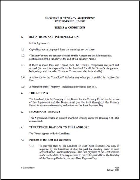 tenant agreement gtld world congress
