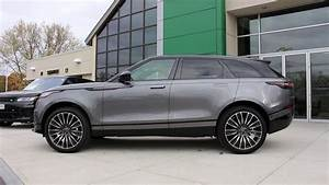 2018 Range Rover Velar Review At Land Rover Peabody