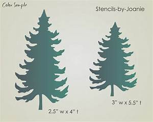 Stencil, Rustic, Mountain, Evergreen, Spruce, Tree, Lodge, Decor, Country, Cabin, Art, Sign