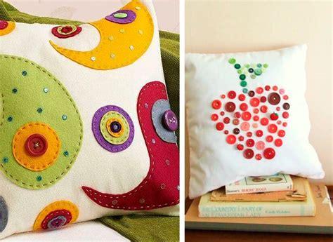 cuscini decorati riutilizzare i bottoni in 20 modi creativi ispirando