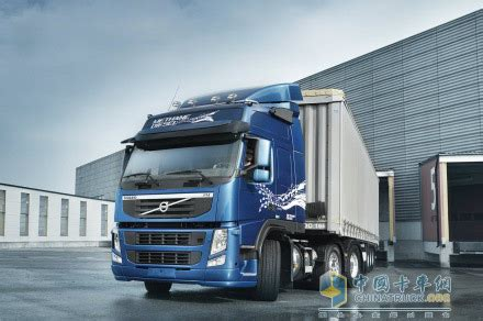 volvo releases gas heavy truck for distance transport china truck industry truck