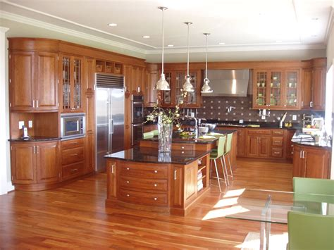 Plain & Fancy Custom Kitchen  Nick Miller Design
