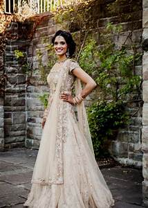 Indian american fusion wedding dresses naf dresses for Indian fusion wedding dress