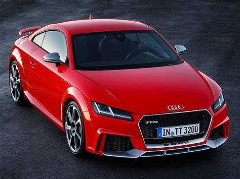 best audi tt rs 2017 audi tt rs coupe specifications photo price
