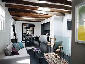 deco salon petits espaces journal de la maison With meubler un petit appartement 8 chambre salon amenagements astucieux pour petits espaces