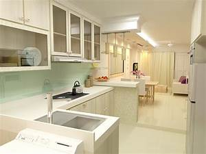 f guinto portfolio modern country style hdb 3 room flat With 3 room flat kitchen design singapore