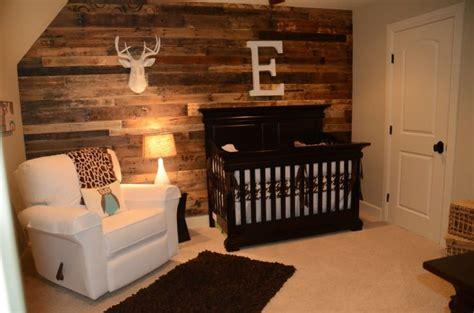 chambre bébé en bois décoration chambre bébé 39 idées tendances