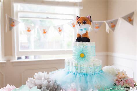 diy diaper cake tower   baby shower loganberry handmade