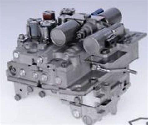 genuine volvo  transmission valve body control
