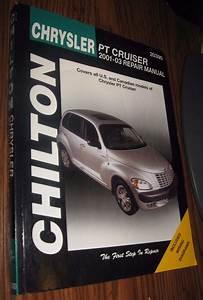 Pt Cruiser Shop Service Repair Manual Haynes Book Chrysler