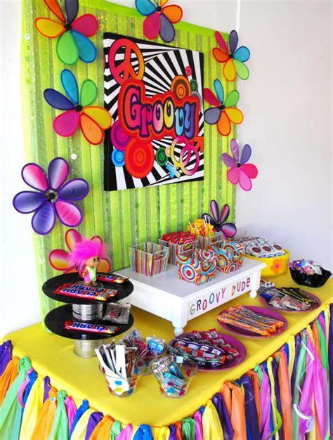 70 Birthday Decorations by 70 S Birthday All The Rage Decor