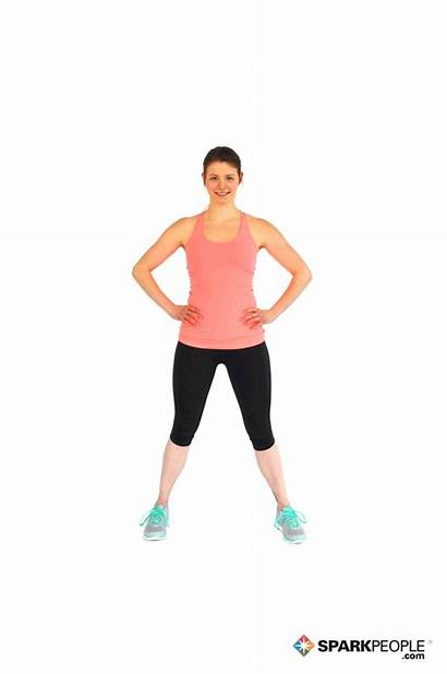 Exercise Step Touch Basic Exercises Lateral Sparkpeople